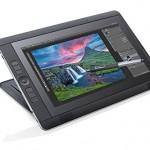 Wacom DTH-W1310P Cintiq Companion 2 Grafiktablet (256GB) schwarz/grau