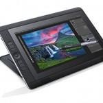Wacom DTH-W1310L Cintiq Companion Kreativ 33,8 cm (13,3 Zoll) Tablet-PC (Intel Core i5-4258U, 2,4GHz, 8GB RAM, 128GB SSD, Win 8.1) schwarz